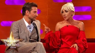 Lady Gaga Was STUNNED When Bradley Cooper First Sang | The Graham Norton Show