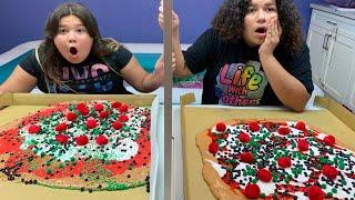 Twin Telepathy Slime Pizza Challenge