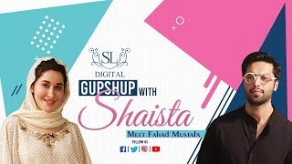Fahad Mustafa shares his Journey of life | Gupshup with Shaista Lodhi | SL Digital