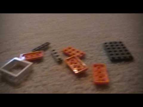 How to build a lego nerf gun scope pt 4