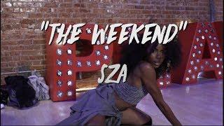 "SZA - ""The Weekend"" | Nicole Kirkland Choreography"