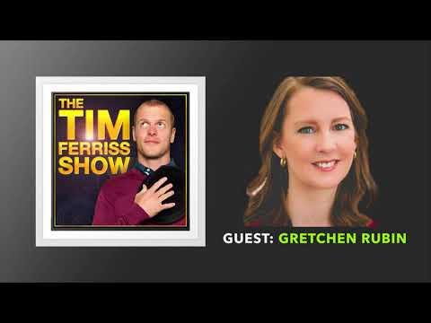 Gretchen Rubin Interview | The Tim Ferriss Show (Podcast)