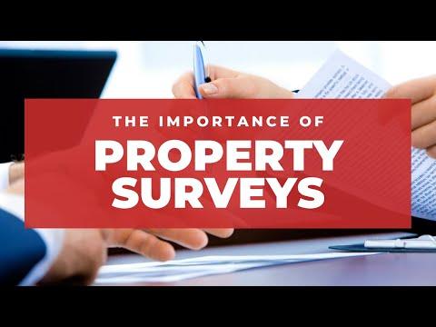 The Importance of Property Surveys