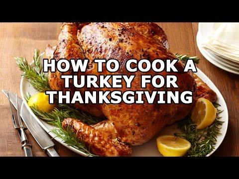 Thanksgiving Turkey Recipes | Christmas Turkey Recipes | How To Cook a Turkey for Thanksgiving