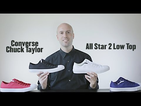 4 colors - Low Top - Converse Chuck Taylor All Star 2 Review + Unboxing + 6984eb111
