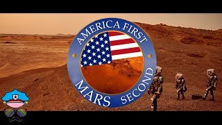 Mars Second | Mars welcomes Trump in his own words