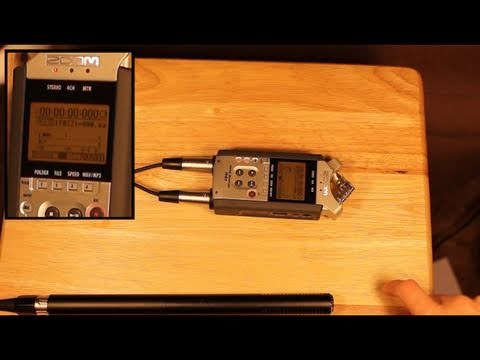 Better audio recording tips for DSLR filming. - DSLR Film NOOB