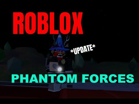 Roblox PHANTOM FORCES (UPDATE) *LIVE*