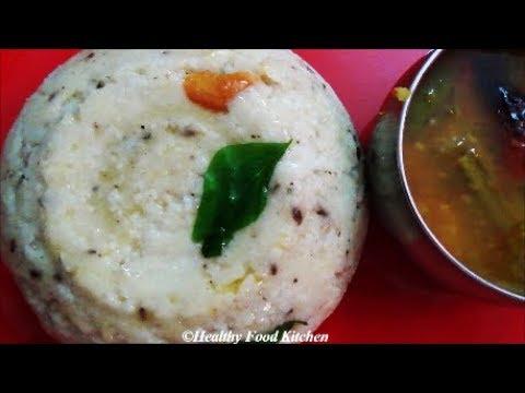Varagu Arisi Pongal Recipe-Kodo Millet Pongal-Millet Recipe By Healthy Food Kitchen