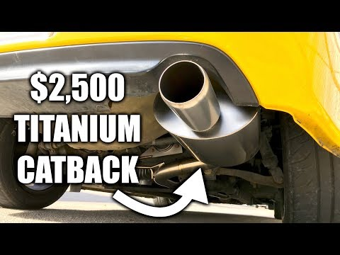 Can A Catback Exhaust Make Your Car Faster?