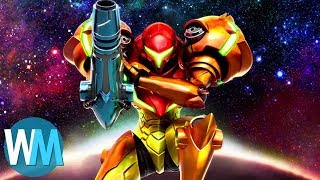 Top 10 Surprising Facts About The Metroid Series!