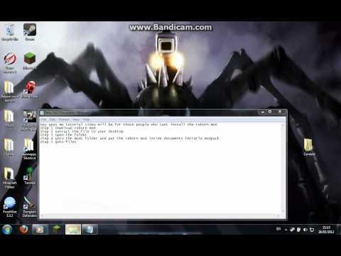 How to fix reborn mod Terraria:error not a legitimate copy