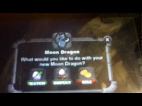 How to Breed a Moon Dragon on Dragonvale