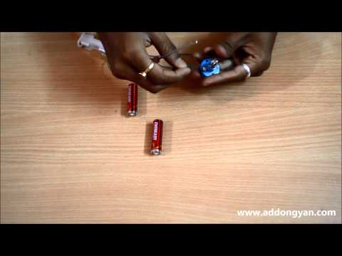 Build a Simple Electrical Circuit | Electricity-Science | GyanLab
