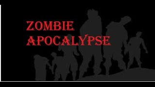 Growtopia movie-The Living dead(Zombie Apocalypse)