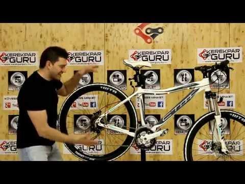 Ctm Charisma 4.0 kerékpár bemutató...