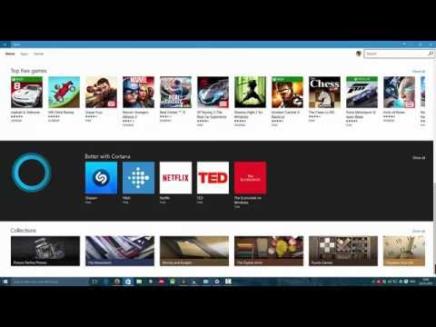 How to Uninstall Windows Store Games and Apps