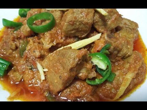 Dam Karahi Gosht - Zahida Cooking