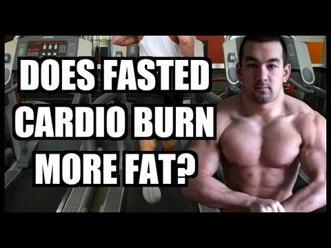 Does Fasted Cardio Burn More Fat?