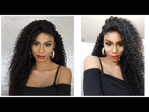 This Amazing Curly Hair + Styling Ft MarchQueen Hair