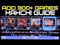Add 300+ Games NOW! To your Super Nintendo Classic Edition