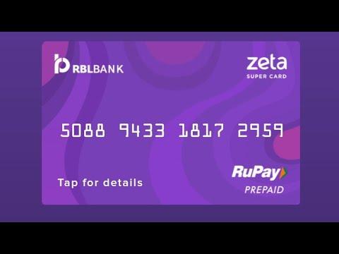 ZETA FREE DEBIT CARD