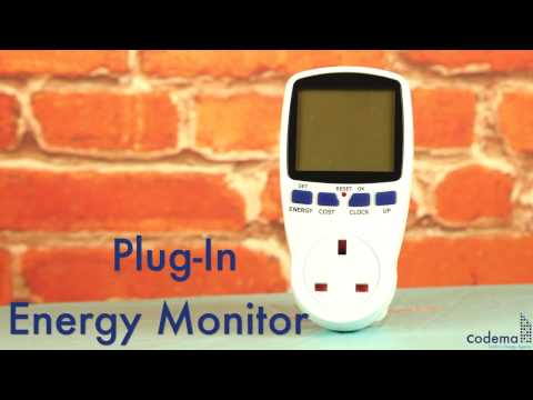 Plug-In Energy Monitor Instructional Video