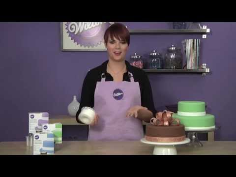 Make Fondant Bows & Accents in no time with Fondant Ribbon from Wilton