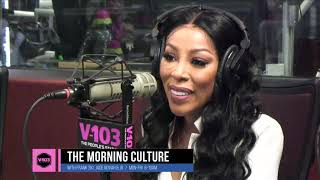 """K Michelle Says """"I Don't Think Men Are Good People"""""""