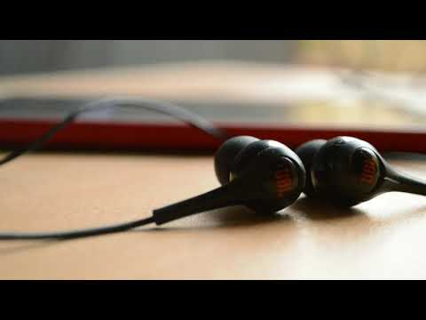 JBL t200a earphones unboxing and review