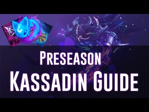 Preseason 8 Kassadin Guide | Best Rune Page and Builds