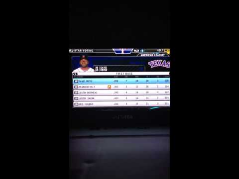MLB 12: the Show BEST ROSTER EVER!!!!!!!!!!!
