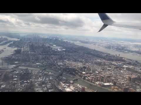 Manhattan Views - La Guardia takeoff