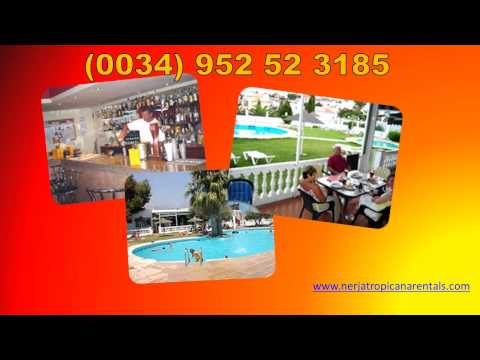 Holiday Rentals in Nerja - Call (+34) 952 52 3185 For Holiday Rentals in Nerja, Malaga, Spain
