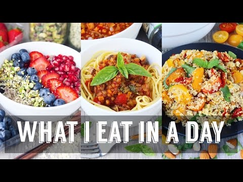 What I Eat In A Day | Vegan #53