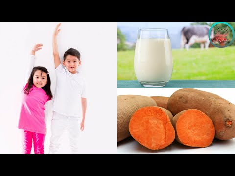 Top 10 Superfoods for Growing Children