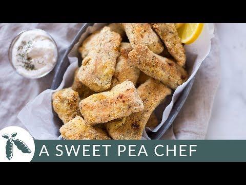 Salmon Fish Sticks | Make It Healthy | A Sweet Pea Chef