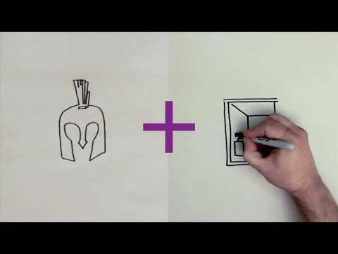 Amazing creative idea to write & draw M and C letters