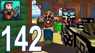 Pixel Gun 3D - Gameplay Walkthrough Part 142 - Hero (iOS, Android)