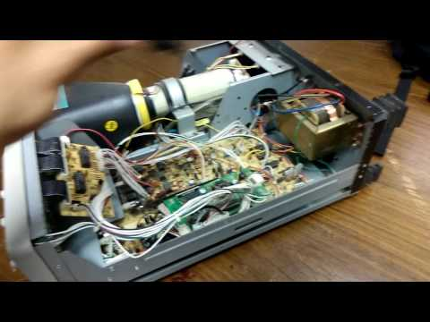 Inside a Analog Oscilloscope ( Bangla)