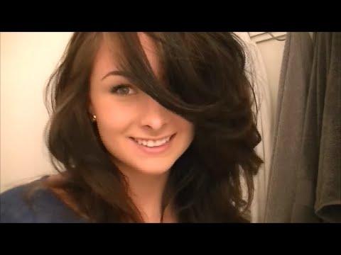Voluminous Flippy Hair Tutorial