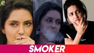 Download OMG! Mahima Nambiar Smokes : Hot Tamil Cinema News I Vikram Prabu, Asuraguru Tamil Movie Video