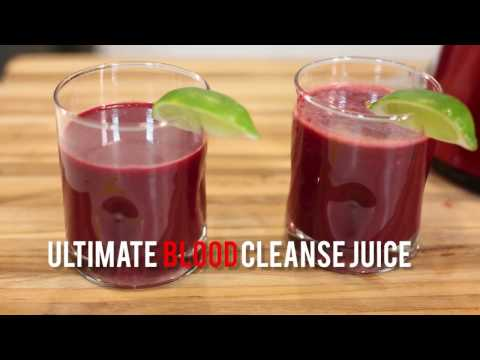 Cleanse Your Liver and Blood ||| The Ultimate Blood Cleanse Juice