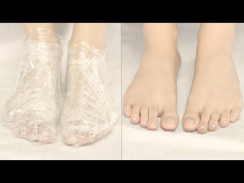Paraffin Wax Treatment For Feather Soft Feet | Skin Care Home Remedy - Glamrs
