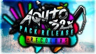 Download Aquto 32x Pack Release + Recolors [Colab with NotroDan] Video