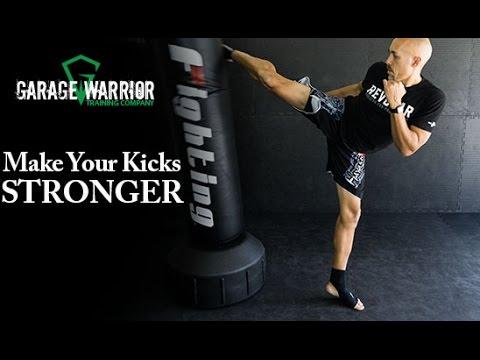 Make Your Kicks Stronger