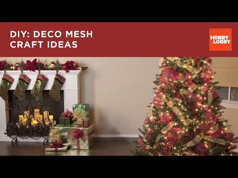 Deco Mesh 101