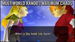 Zelda: Majora's Mask Randomizer #3 - Part 2: Arrows Light