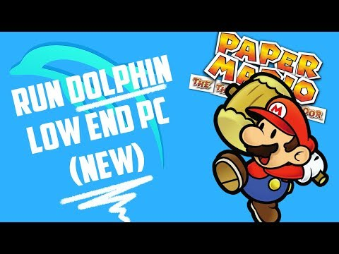 *NEW* How To RUN DOLPHIN EMULATOR 60FPS | (BEST SETTINGS)