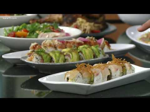 Nam Nam chef Sameh Wadi makes Szechuan Tuna